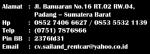 Rental Mobil Padang Murah