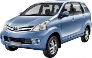 Rental Mobil Avanza di Padang