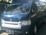 Rental Mobil Toyota Hi Ace Padang